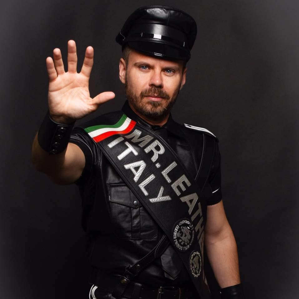 Neri Mr Leather Italia 2016